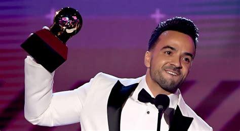 despacito singer despacito earns top nominations at grammys and latin grammys
