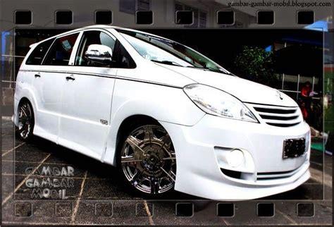 Kaca Spion Mobil Kijang Innova Gambar Mobil Kijang Innova Modifikasi Toyota