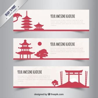 banner design japan japan vectors photos and psd files free download