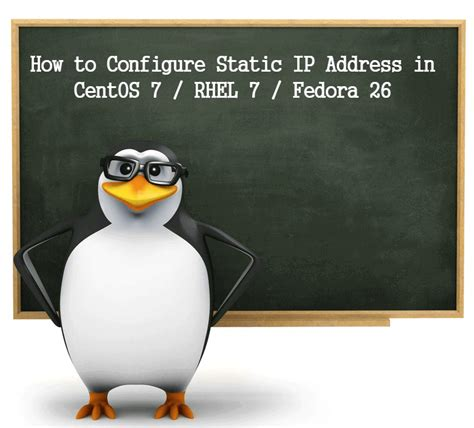 how to configure a static ip address in red hat centos how to install linux malware detect on centos 7 rhel 7