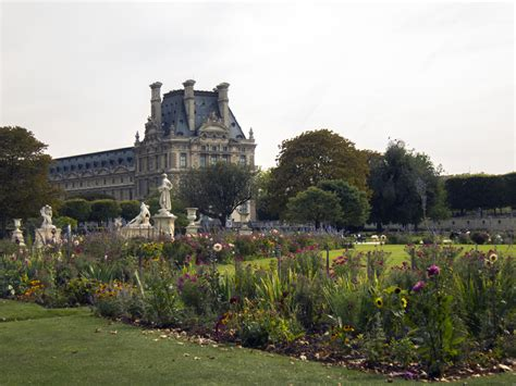 Tuileries Garden by 301 Moved Permanently
