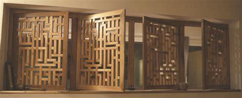 Panneau Moucharabieh Moderne by Brise Vue Interieur Brise Vue Balcon Bambou Protection