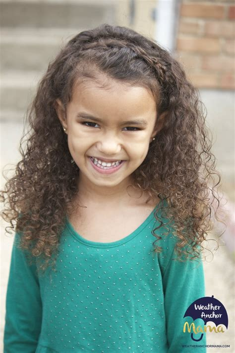 cute hairstyles for 4 years old curley mixed hair would you eliminate shoo from your kids hair care