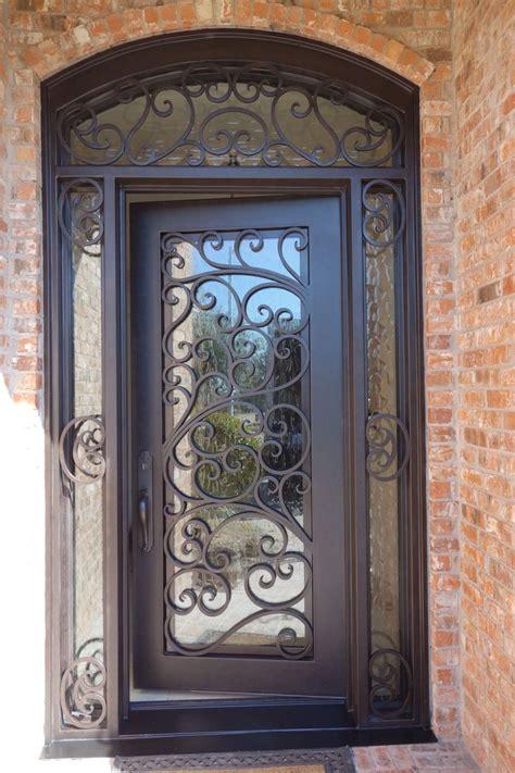 Iron Front Door 17 Best Ideas About Iron Doors On Wrought Iron Doors Iron Front Door And