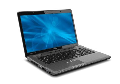 toshiba unveils new satellite p700 laptop