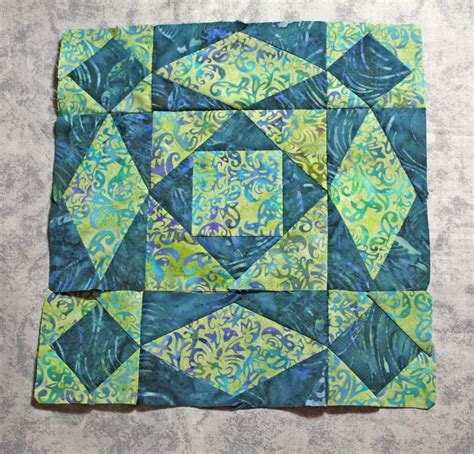 At Sea Quilt Block by Sea Quilt Obsession