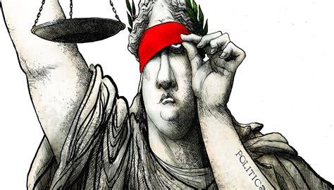imagenes de justicia ciega embestir contra el ministerio p 250 blico fiscal es avasallar