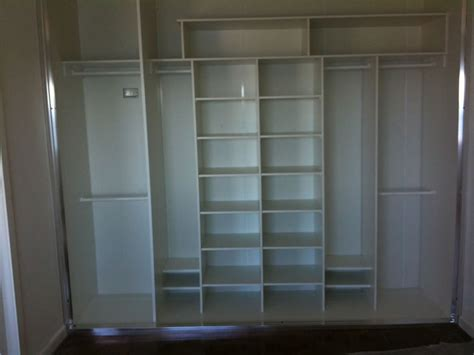 wall and floor lining built in wardrobes shower
