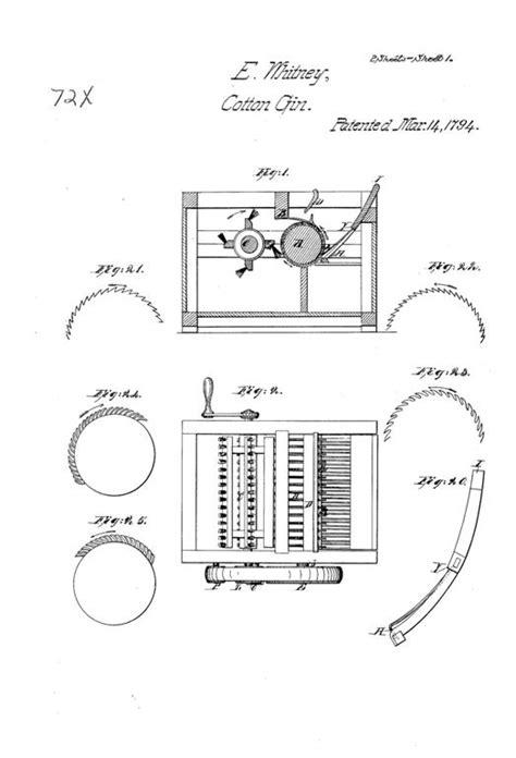 cotton gin diagram free science studies eli the cotton gin
