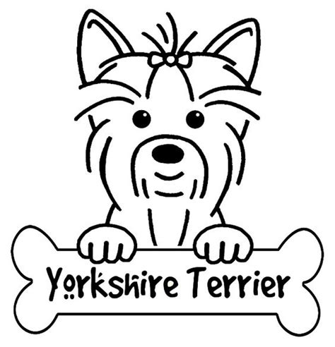 coloring yorkie and coloring pages on pinterest