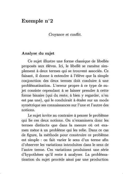 Exemple De Dissertation by Methode De La Dissertation Litteraire Dissertation