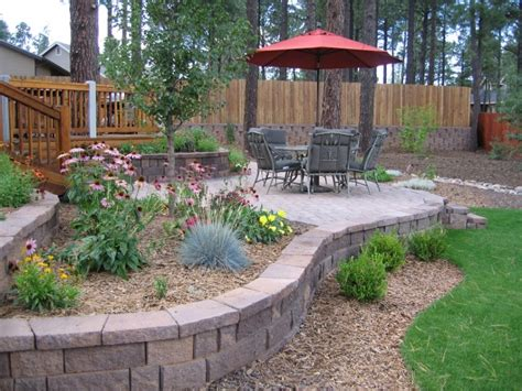 ideas for a small backyard lawn garden simple landscaping ideas for a small front