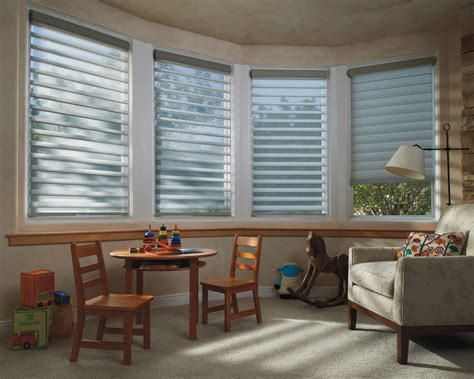 hunter douglas awnings soft fabric shades shadings privacy sheers grauer s