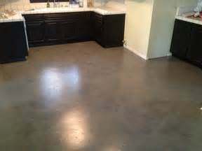 grey stained concrete floor quotes