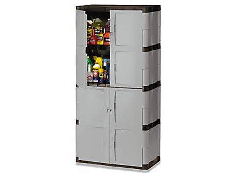 rubbermaid full double door cabinet full double door cabinet rubbermaid