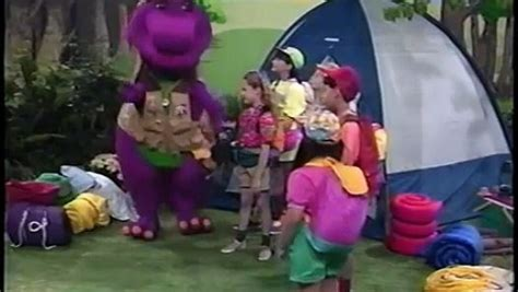 barney and the backyard gang i love you barney the backyard gang cfire sing along original