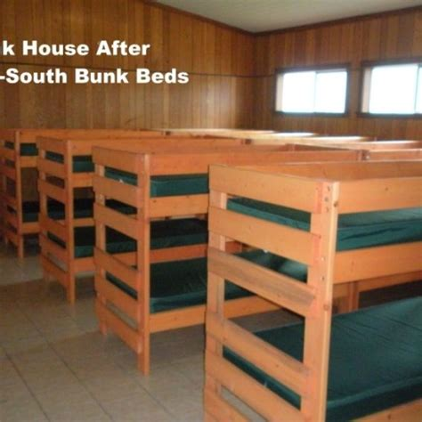 Handmade Bunk Beds - handmade bunk house bunk beds by ambassador woodcrafts