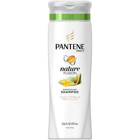Sho Pantene Nature Care pantene smooth pantene pro v nature fusion smoothing shoo with avocado 12 6 fl oz