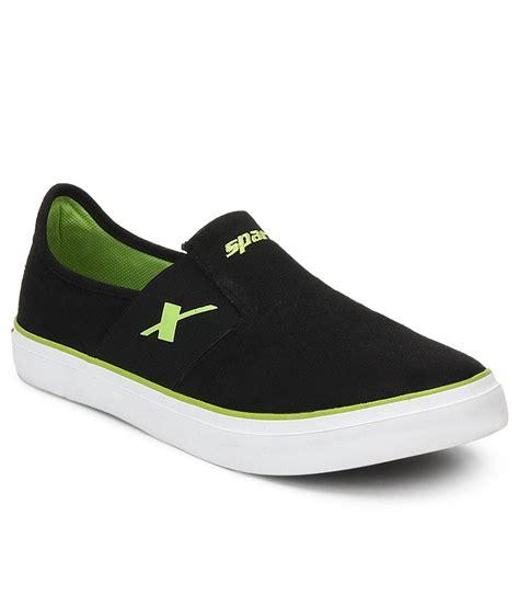 Casual M Shoes sparx black lifestyle shoes buy sparx black lifestyle