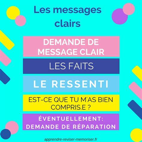 le message le message clair un outil de r 233 solution pacifique des conflits