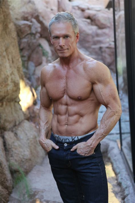 fitness model interview philip j hoffman