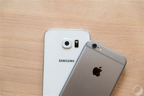 Samsung Iphone 6 samsung galaxy s6 vs iphone 6 le 224 frandroid