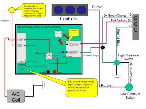 magnecraft relay wiring diagram latching relay diagram