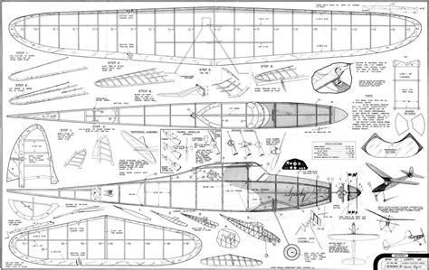 free rc plans woodwork balsa airplane plans free pdf plans