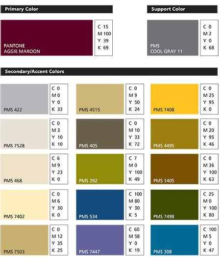 maroon color code a m print colors house color brand guide maroon color