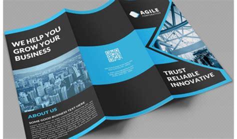 brochure template ideas creative tri fold brochure ideas cyberuse