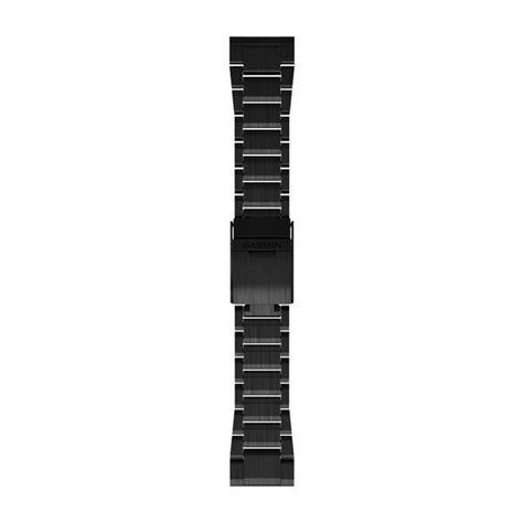 garmin quickfit  mm titanyum kayis siyah