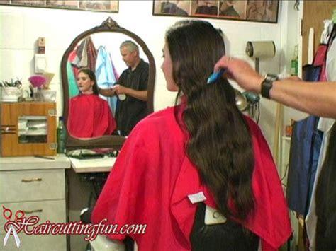 hair cut vidios women new haircut video released at haircuttingfun com