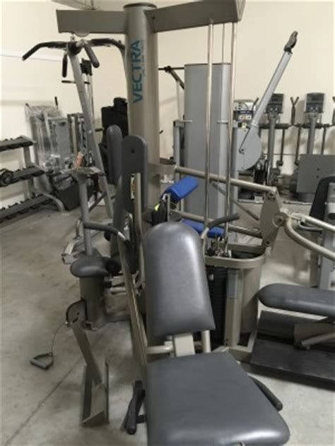 vectra 1800 pacific fitness inc