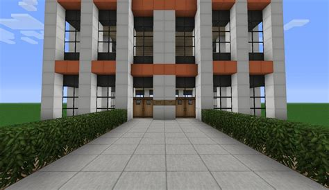 Minecraft Office Building by Orangesky Office Building Minecraft Project