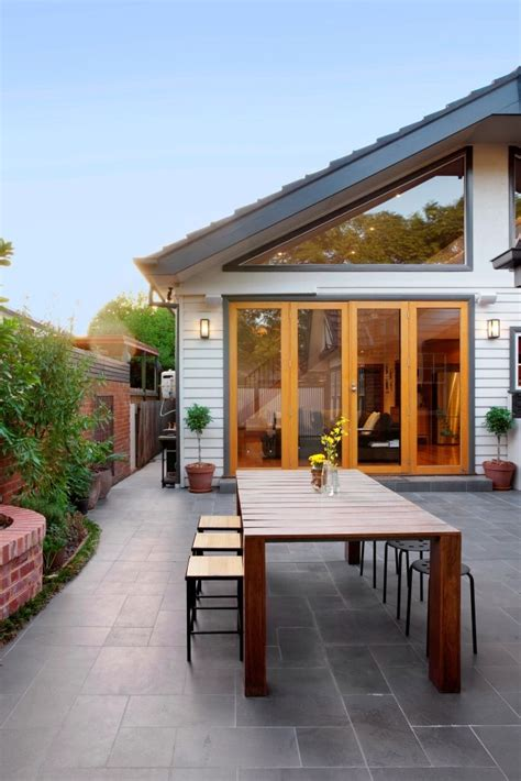californian bungalow renovation ideas californian bungalow extension sync design melbourne