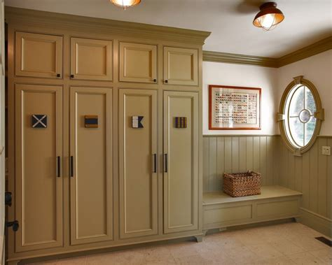 hallway lockers for home mudroom lockers a clever way to provide additional
