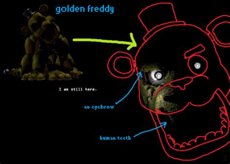 Fnaf freddyfazbear fnaf3 goldenfreddy fnaf3teaser