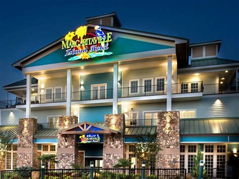 bed and breakfast pigeon forge tn tennessee hotels margaritaville hotel pigeon forge tn at the island