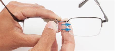 how to adjust your glasses at home felix iris