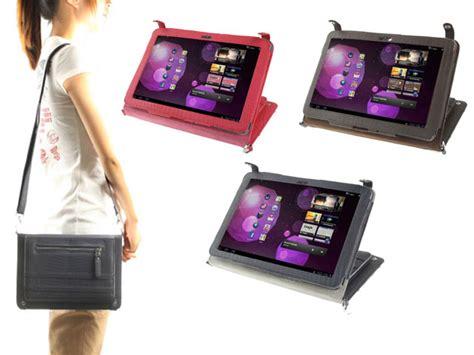 Samsung Galaxy Tab 1 P7500 croco bag stand hoes voor samsung galaxy tab 10 1 p7500 p7510