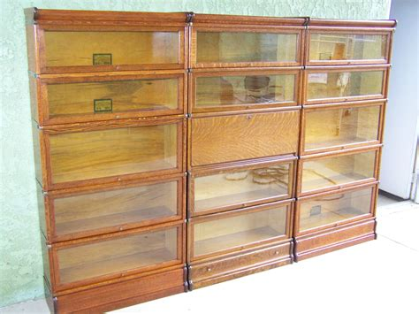 gunn bookcases for sale antique lawyer barrister bookcases that sold