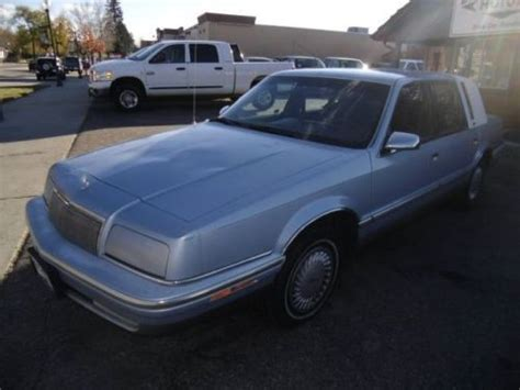 find used 1993 chrysler 5th ave in miamisburg ohio united states for us 3 000 00 chrysler new yorker for sale page 5 of 24 find or sell used cars trucks and suvs in usa