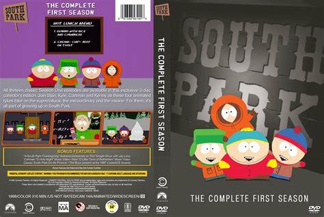 south park season   dvd cover collection cover addict