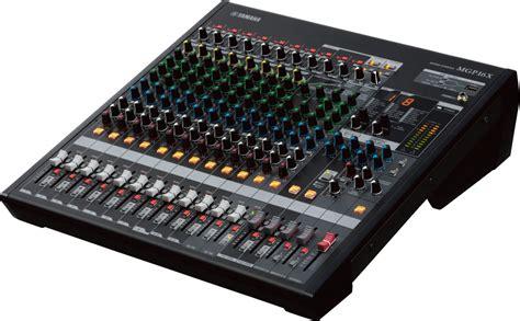 Mixer Yamaha Mgp16x Mgp 16x Mixing Console 16chanel yamaha mgp16x 16 channel premium mixing console
