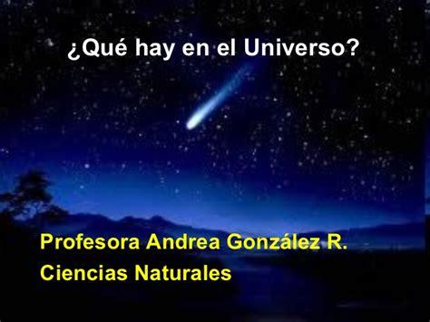 el universo de ibez qu 233 hay en el universo