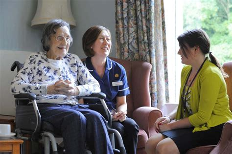 national care home open day the celebrations for