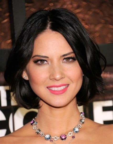 cute chin length haircuts for round faces 30 eye catching hairstyles for fat faces