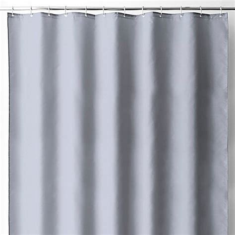 shower curtain with suction cups buy wamsutta 174 70 inch x 72 inch fabric shower curtain