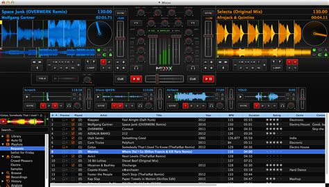 dj remix software free download full version 2013 free dj software mixxx updated synthtopia