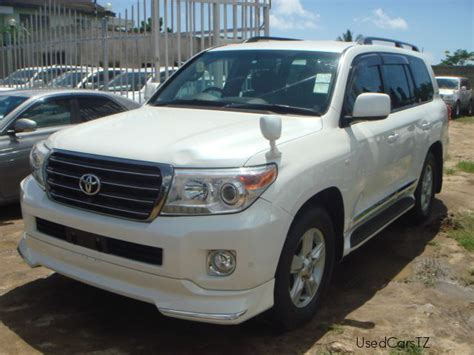 how cars run 2003 lexus lx electronic valve timing used toyota land cruiser 2007 land cruiser for sale dar es salaam toyota land cruiser sales